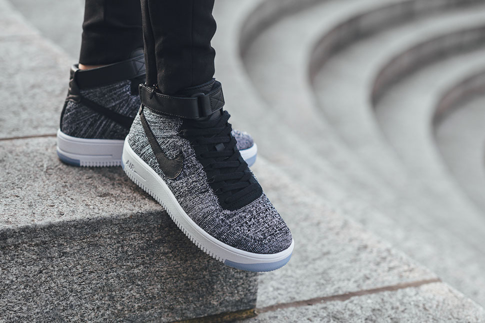 detailed pictures b1c27 0153d nike air force 1 ultra flyknit