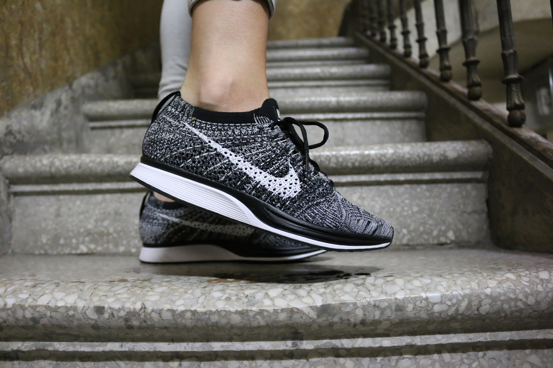 1bf2aeb2fac76 Nike Flyknit Racer Oreo   Buy Nike Shoes   Sneakers ...